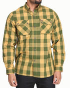 Shirts - Buffalo Plaid L/S Button-down
