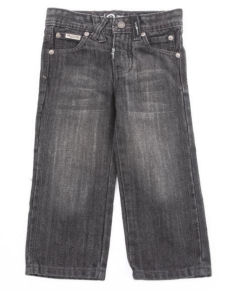 LRG Boys Black Future Classic Jeans (2T-4T)