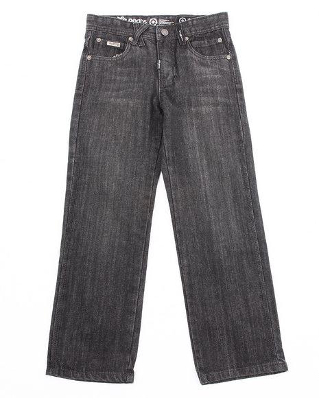 LRG Boys Black Future Classic Jeans (8-20)