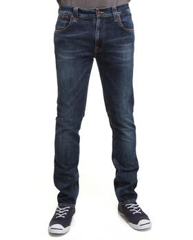 Nudie Jeans - Tape Ted Organic Authentic Snake Jeans