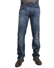 Slim - Slim Jim Organic Broken Dream Jeans