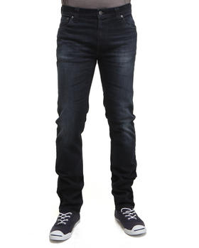 Nudie Jeans - Thin Finn Organic Black And Grey Jeans