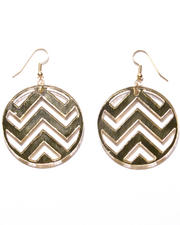 Jewelry - Chevron Earrings