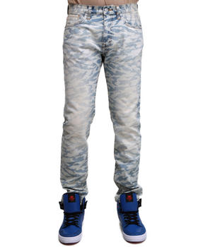 Billionaire Boys Club - Tiger Faded Jean