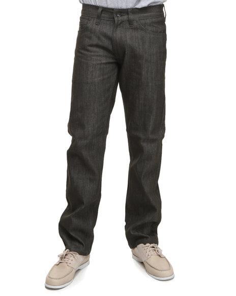 Rocawear Men Dark Wash Bleek Color Straight Fit Jeans