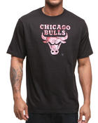Men - Chicago Bulls Shoe Pile 1 tee