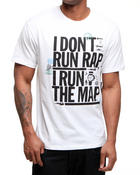 Men - Run The Map S/S Tee