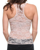 Basic Essentials - Seamless Racerback Tank Top