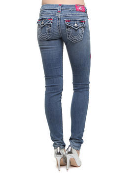 True Religion - Julie Super T Brights Skinny