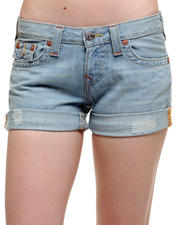 True Religion - Jayde Boyfriend Short