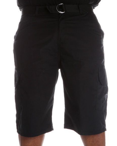 Enyce Men Black Redemption Cargo Short (B&T)