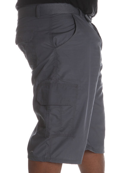 Enyce Men Grey Redemption Cargo Short (B&T)