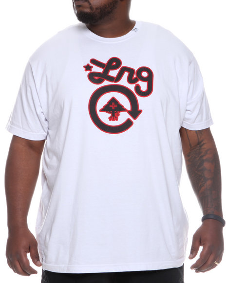 Lrg Men White Core Collection One S/S Tee (B&T)