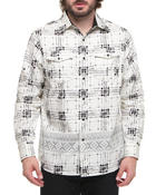 Rocawear - Fairisle L/S Button-down
