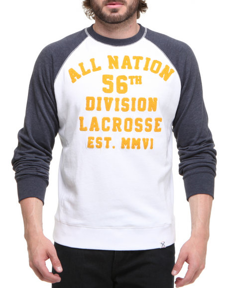 Parish Navy Alley Sweatshirt