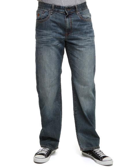Rocawear Men Medium Wash St. Nick Original Fit Jeans