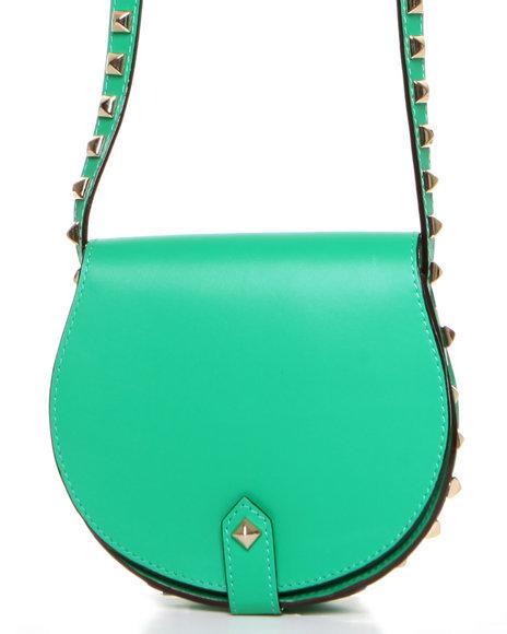 Ur-ID 136671 Rebecca Minkoff Women's Skylar Mini Bag Green by Rebecca Minkoff