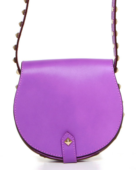 Ur-ID 136843 Rebecca Minkoff Women's Skylar Mini Bag Purple by Rebecca Minkoff