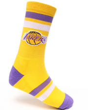 Stance Socks - Lakers Socks