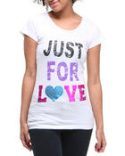 Women - Just For Love tee
