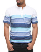 Men - Quincy Stripe Henley