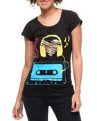 Graphix Gallery - I love Music Tee