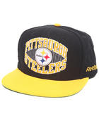 Men - Pittsburgh Steelers logo Snapback hat