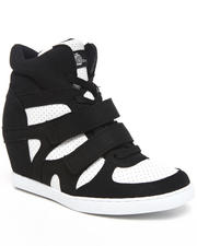 Apple Bottoms - Twinkle Wedge Sneaker