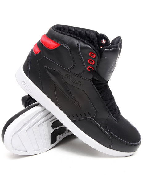 Fila Black Jamball V2 Hightop Sneaker