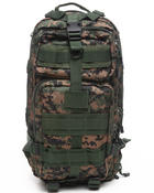 DRJ Army/Navy Shop - Woodland Camo Transport Backpack