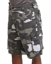 Men - Vintage Paratrooper Cargo Shorts
