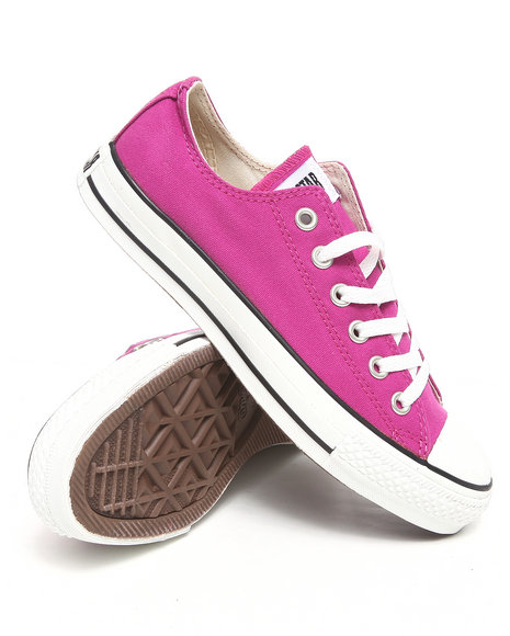 Converse Women Purple Chuck Taylor All Star Special Ox
