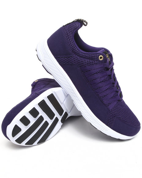 Supra Men Purple Owen Sneakers