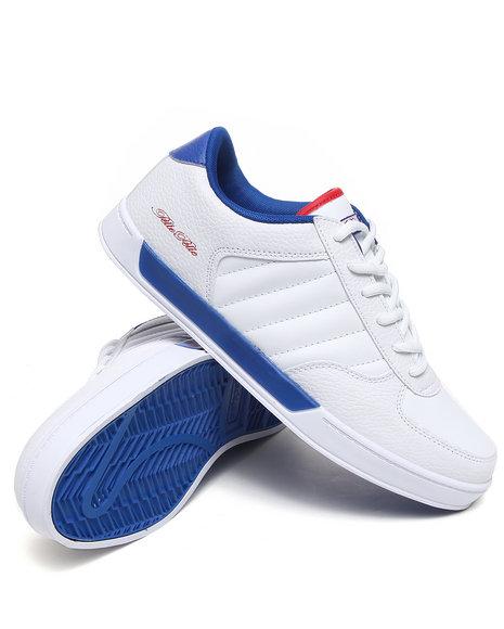 Pelle Pelle Men Blue,Red,White Pelle Overtime Sneaker