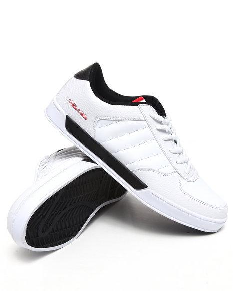 Pelle Pelle Men Black,Red,White Pelle Overtime Sneaker
