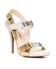 Heeled Sandals - Jaz Sandal