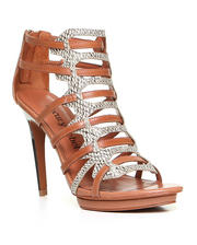 Heeled Sandals - West Sandal