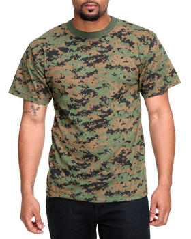 Rothco - Woodland Digital Camo Tee