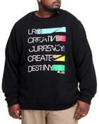 LRG - Creative Currency Sweatshirt (B&T)