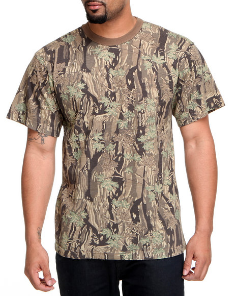 Men Camo Smokey Branch Camo Tee