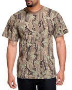 T-Shirts - Smokey Branch Camo Tee