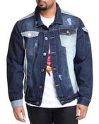 Basic Essentials - Rail Denim Jacket