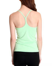 Tanks, Tubes & Camis - Tammy Racer Back Cami w/built in bra