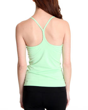 DRJ Performance Shoppe - Tammy Racer Back Cami w/built in bra
