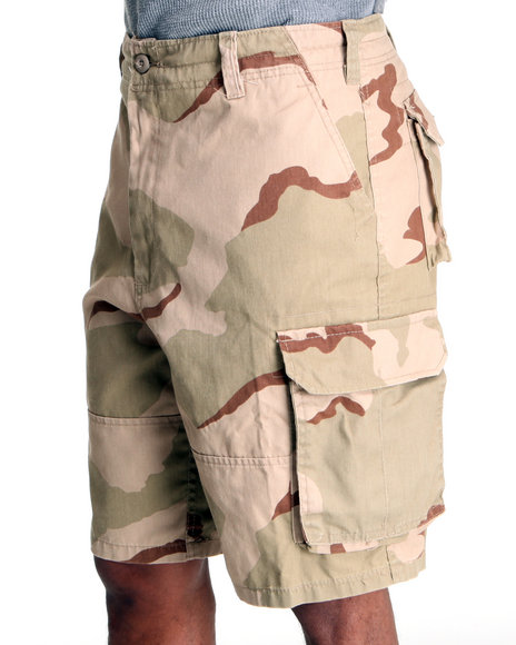 DRJ Army/Navy Shop - Rothco Vintage Paratrooper Cargo Shorts