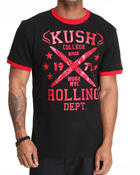 Shirts - Kush College Tee