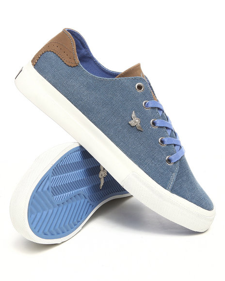 Creative Recreation Men Blue Kaplan Lowtop Sneaker