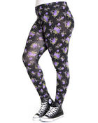 Women - Into the Jungle Waistband Legging (plus)
