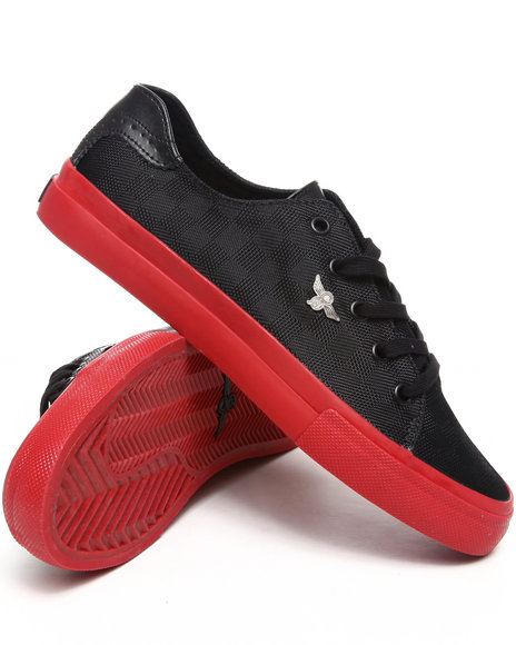 Creative Recreation Men Black,Red Kaplan Sneaker