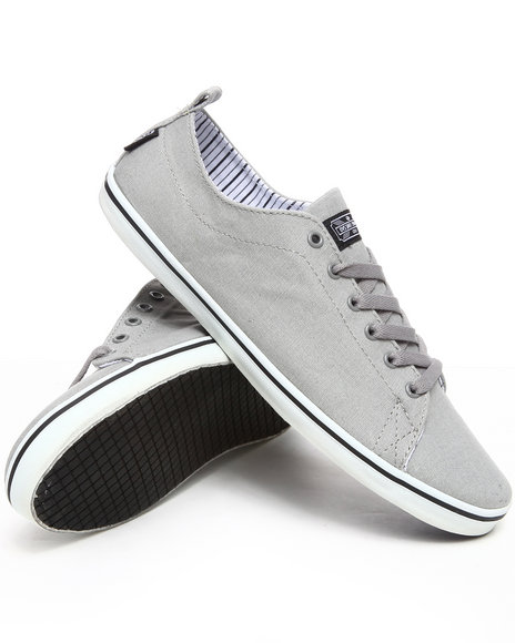 All Grey Sneakers